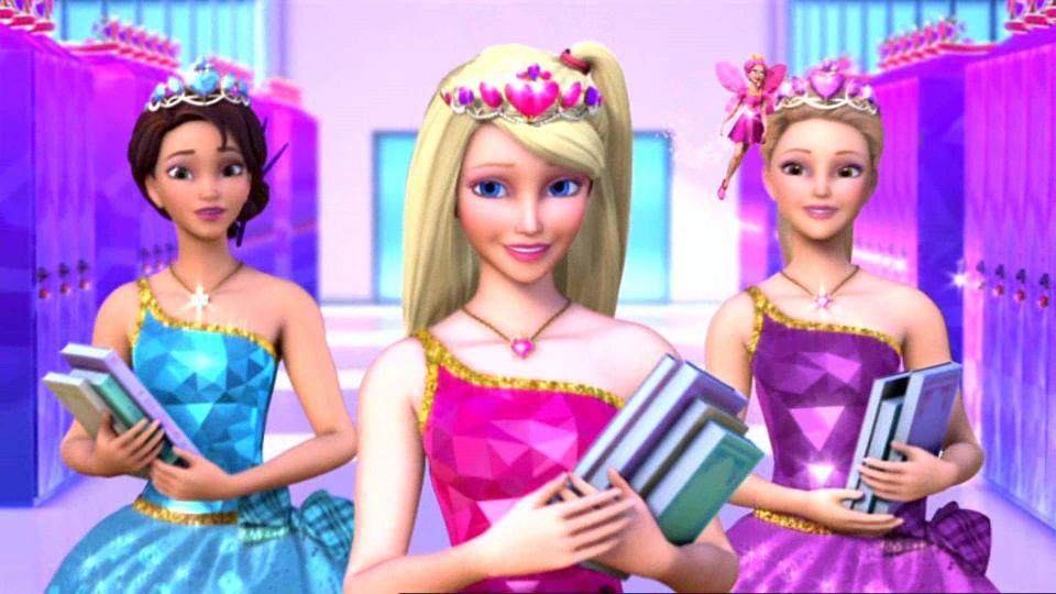 the best uk availability top fashion Affiches, posters et images de Barbie apprentie princesse (2011)