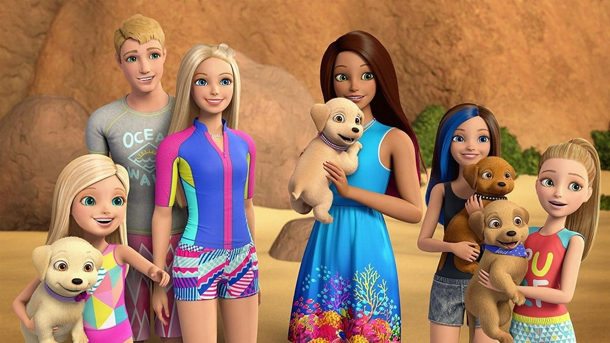 Barbie Life In The Dreamhouse Season 12345 - Best Picture ...