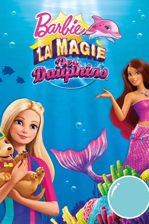 barbie et la magie des dauphins long m trage d 39 animation 2017. Black Bedroom Furniture Sets. Home Design Ideas