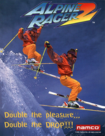Jaquette Alpine Racer 2
