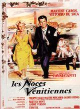Affiche Les noces vénitiennes