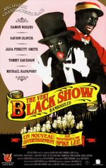 Affiche The Very Black Show