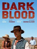 Affiche Dark Blood