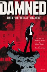 Couverture Mort Pendant Trois Jours : The Damned, tome 1