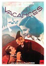 Affiche Vacances