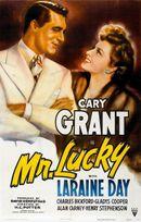 Affiche Mr. Lucky