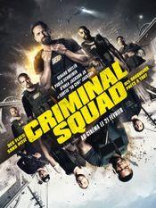 Affiche Criminal Squad