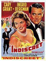 Affiche Indiscret