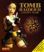 Jaquette Tomb Raider II : Le Masque d'Or