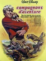 Affiche Compagnons d'aventure