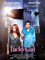 Affiche Lucky Girl