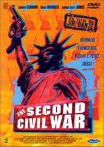 Affiche La Seconde Guerre de Sécession