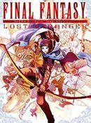 Couverture Final Fantasy: Lost Stranger