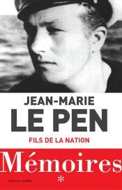 Couverture Mémoires : Fils de la nation, tome 1