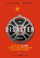 Couverture The Disaster Artist