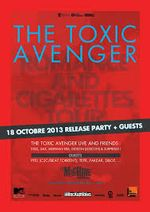 Affiche The Toxic Avenger