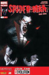 Couverture Morbius (1/2) - Spider-man hors série (Marvel France 2e série), tome 2