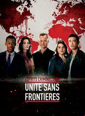 Affiche Esprits criminels : Unité sans frontières