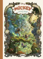 Couverture Mickey et l'Océan perdu - Mickey vu par..., tome 5