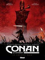 Couverture Conan le Cimmérien : Le Colosse noir