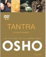 Couverture Tantra, la voie de l'acceptation