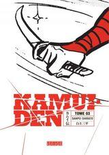 Couverture Kamui-Den, tome 3