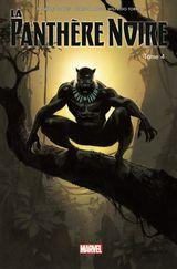 Couverture Vengeurs du Nouveau Monde - La Panthère Noire, tome 4