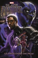 Couverture Black Panther : Le Prologue du film