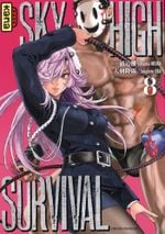 Couverture Sky-high survival, tome 8