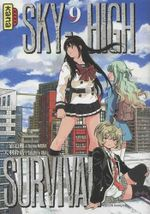 Couverture Sky-high survival, tome 9