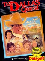 Jaquette The Dallas Quest