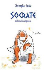 Couverture Socrate une homme dangereux