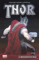Couverture Thor : Le Massacreur de Dieux
