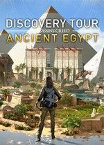 Jaquette Assassin's Creed Origins : Discovery Tour