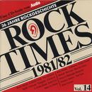 Pochette Rock Times, Volume 14: 1981-1982