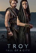 Affiche Troie : La Chute d'une cité