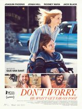 Affiche Don't Worry, He Won't Get Far on Foot