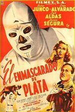 Affiche El enmascarado de plata