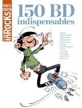 Couverture Les Inrocks - Hors série n°74H : 150 BD indispensables