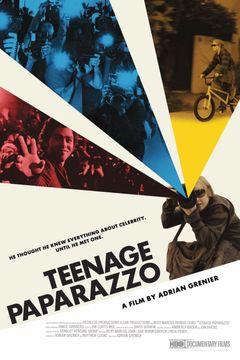 Affiche Teenage Paparazzo