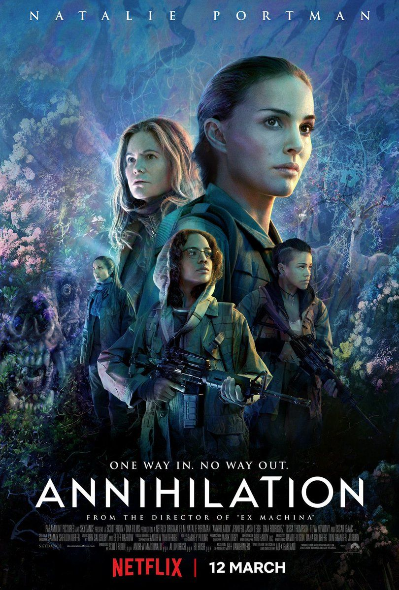Annihalation