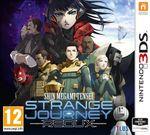 Jaquette Shin Megami Tensei: Strange Journey Redux