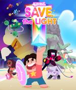 Jaquette Steven Universe : Save The Light