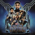Pochette Black Panther (Original Score) (OST)