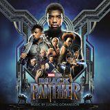 Pochette Black Panther: Original Score (OST)