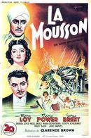 Affiche La Mousson