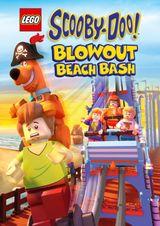 Affiche LEGO Scooby-Doo : Mystère sur la plage