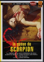 Affiche La Queue du scorpion