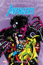 Couverture 1978 - The Avengers : L'Intégrale, tome 15