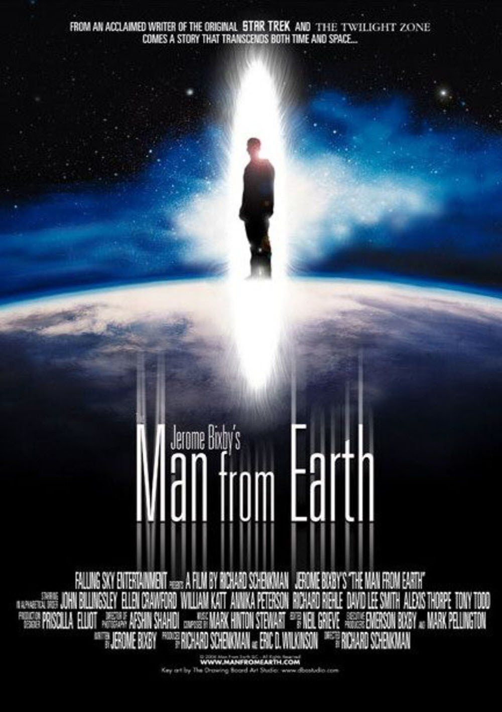 """Résultat de recherche d'images pour """"the man from earth"""""""